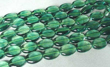 Load image into Gallery viewer, Spectacular 3 Seafoam Fluorite Oval Beads 5418 - PremiumBead