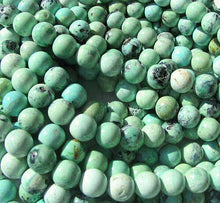 Load image into Gallery viewer, Robin Egg Blue 10-11mm USA Turquoise Bead Strand 107416B - PremiumBead