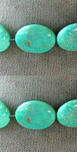 Load image into Gallery viewer, Natural Blue-Green 16x12mm Skipping Stone Bead - PremiumBead Alternate Image 2