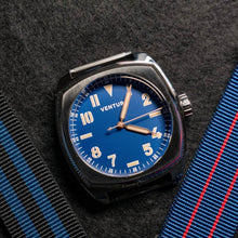 Load image into Gallery viewer, Venturo Field Watch II, Blue