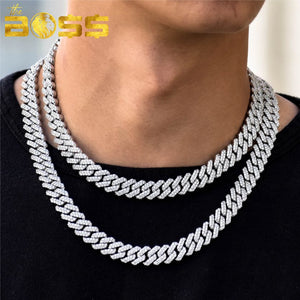 [Novo estilo 2020] Corrente Bling King 12mm