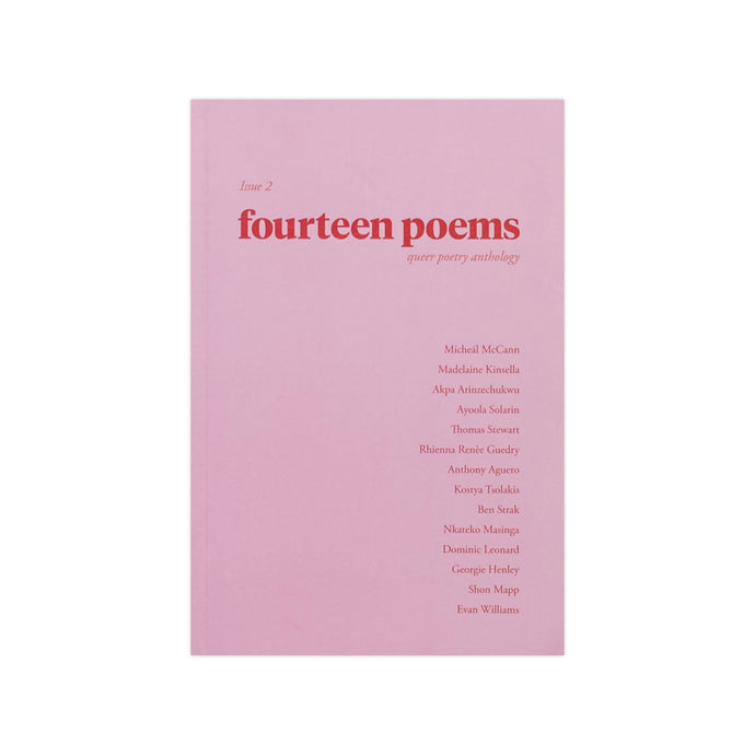 FOURTEEN POEMS, Issue Two