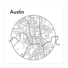 Load image into Gallery viewer, Austin Print