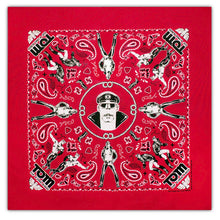 Load image into Gallery viewer, Tom of Finland Bandana - Red