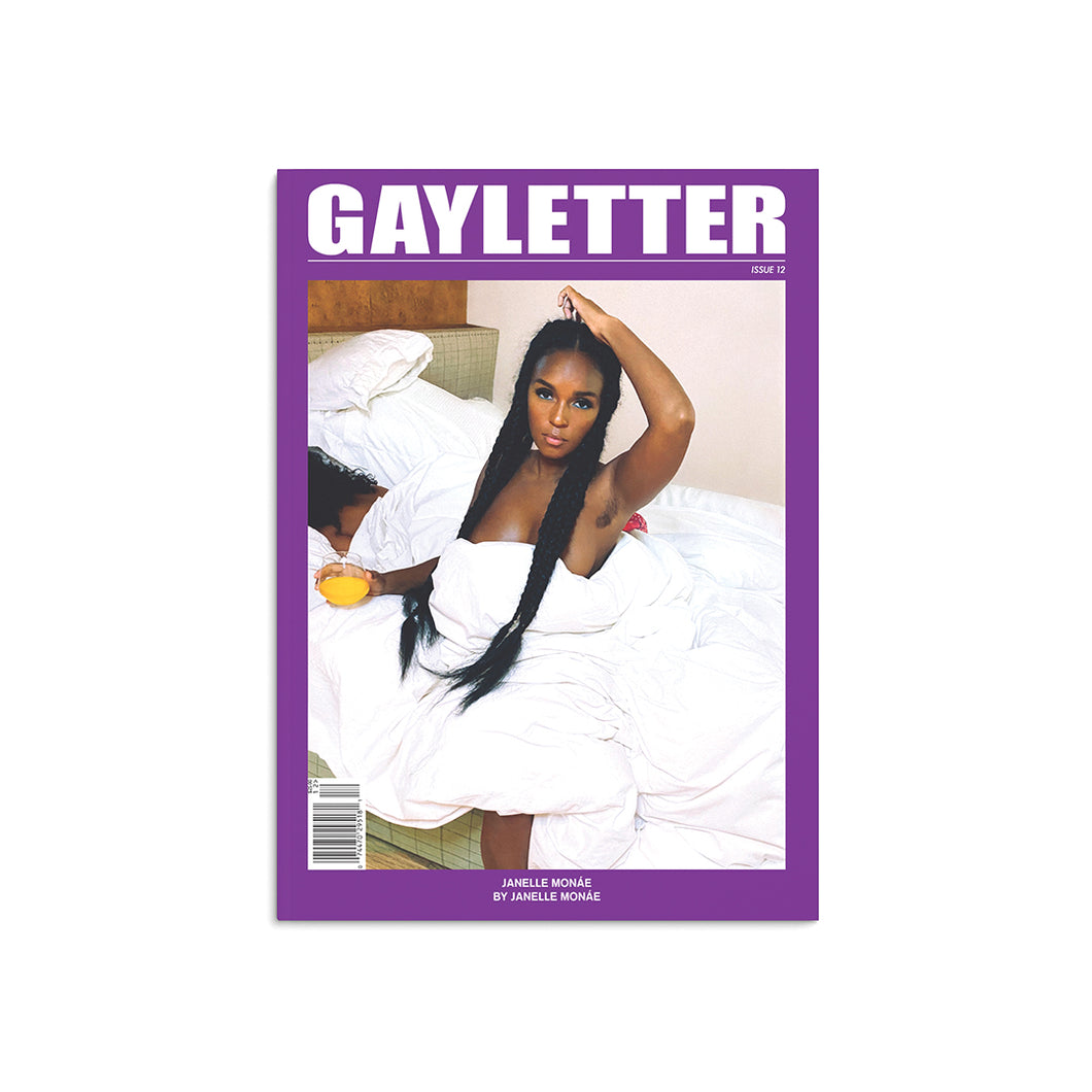 GAYLETTER - Issue 12