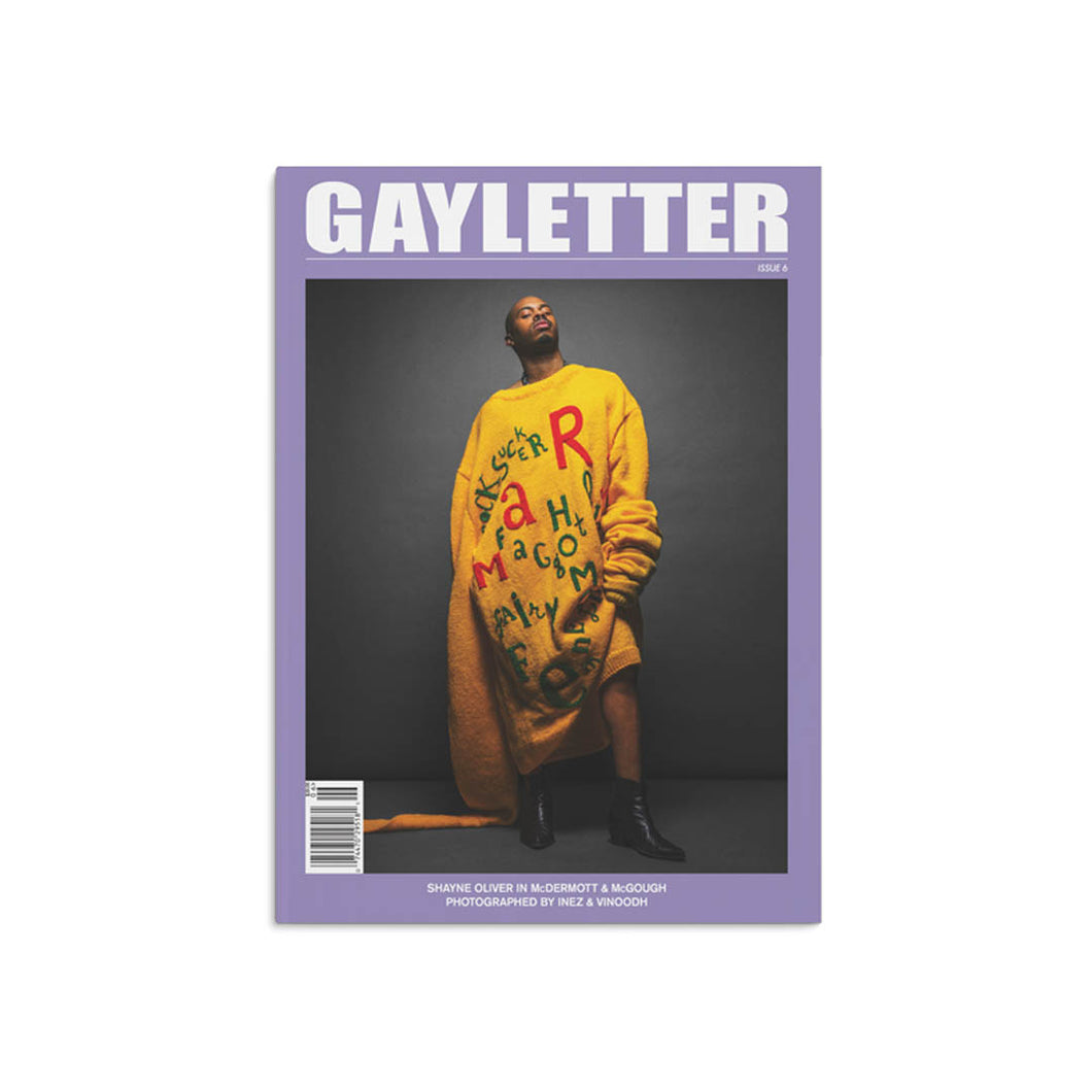 GAYLETTER - Issue 06