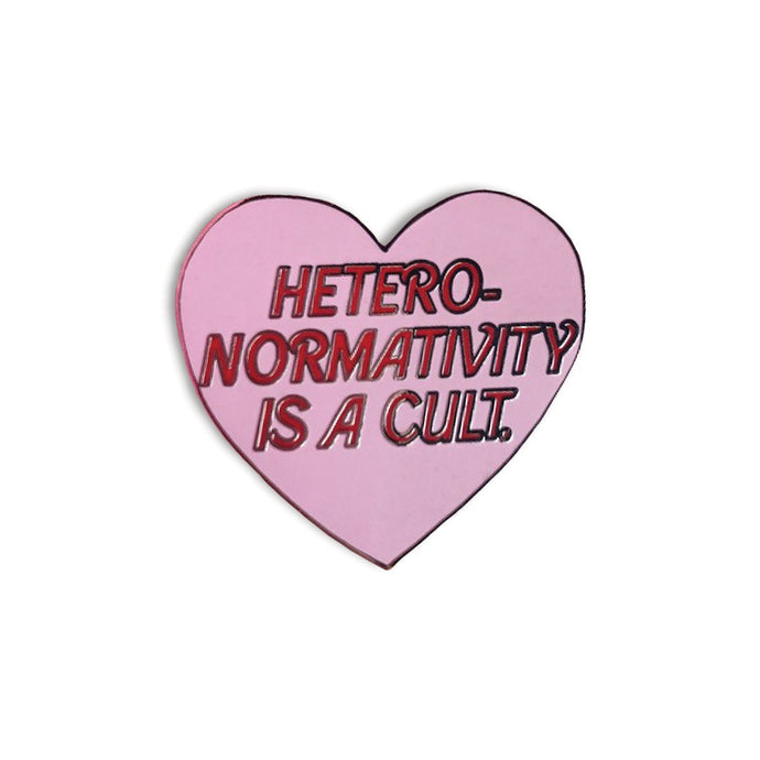 Heteronormativity Is A Cult