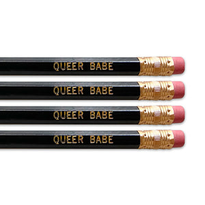 Queer Babe Pencil
