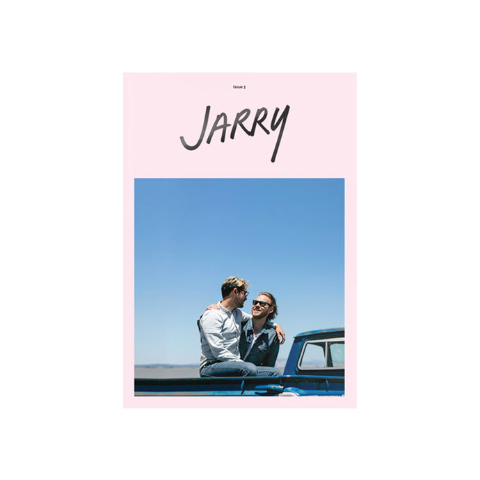 Jarry - Issue 3