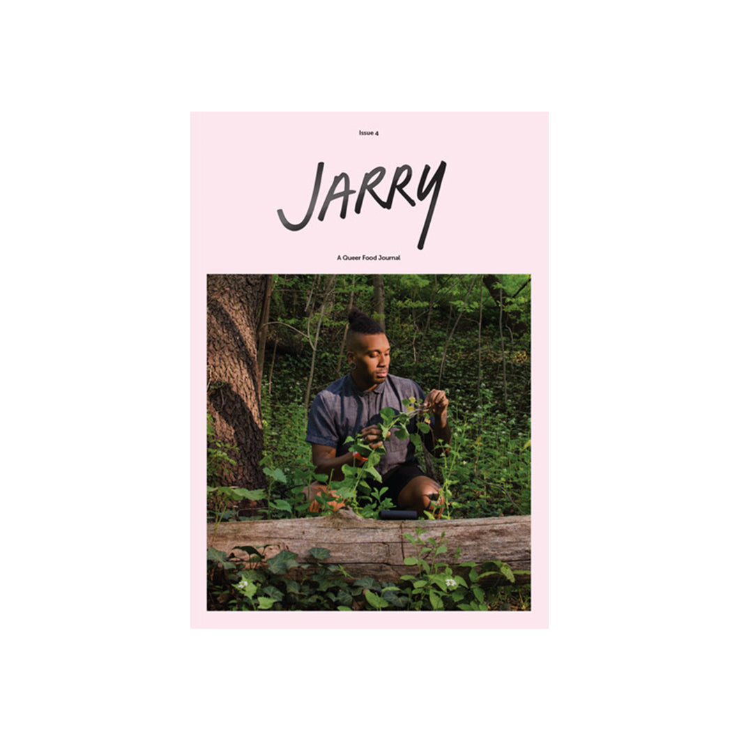 Jarry - Issue 4