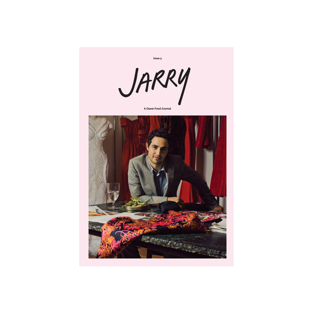 Jarry - Issue 5