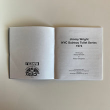 Load image into Gallery viewer, Jimmy Wright 1974 - Toilet Series