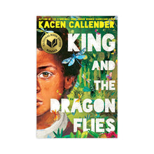 Load image into Gallery viewer, King And The Dragonflies