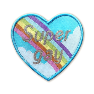 Super Gay Patch