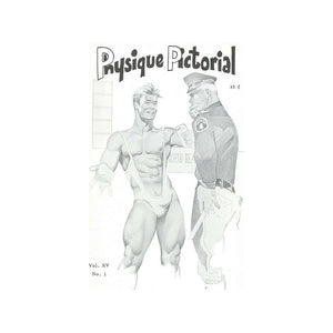 Physique Pictorial - Volume 15: Issue 01