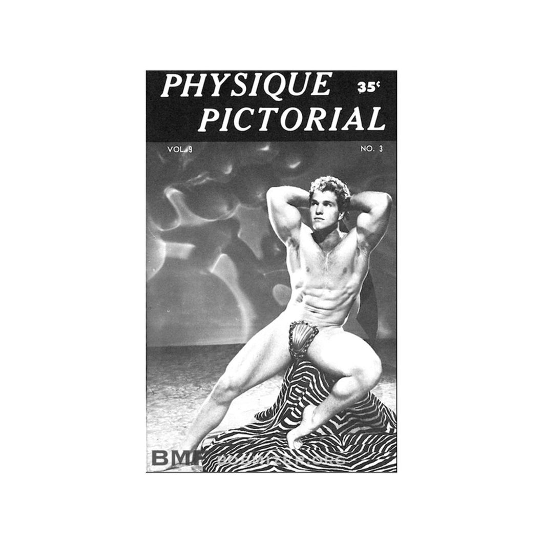 Physique Pictorial - Volume 09: Issue 03