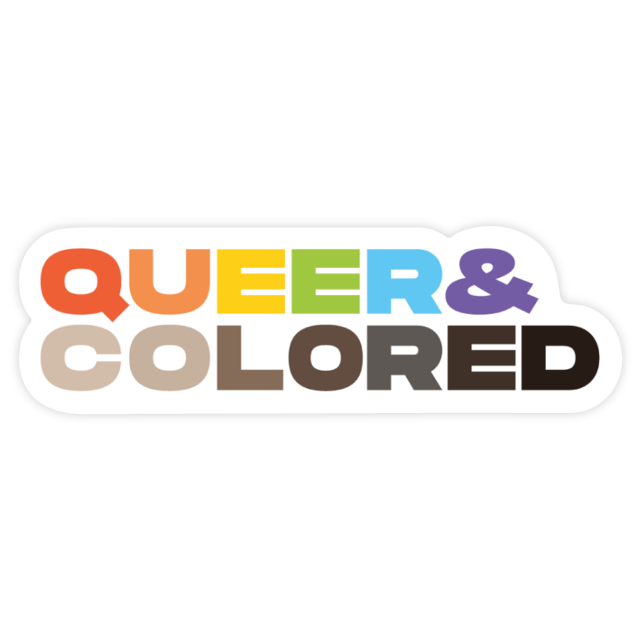 Queer And Colored
