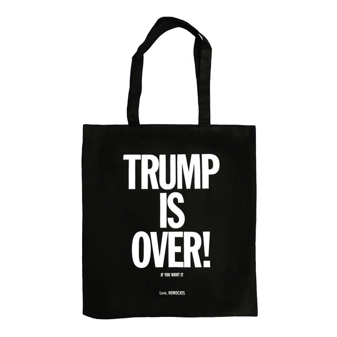 Trump Is Over Tote