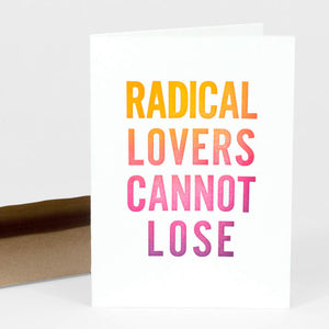 Radical Lovers