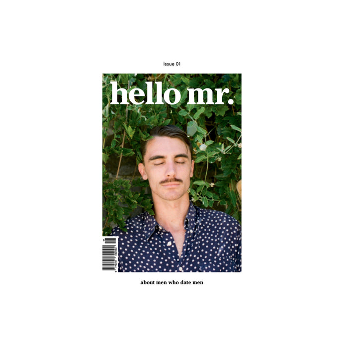 Hello Mr - Issue 01