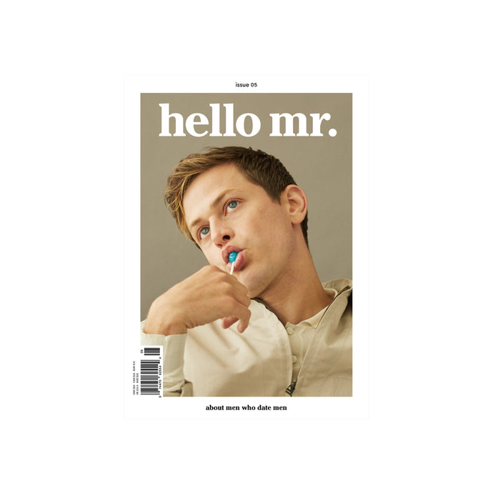 Hello Mr - Issue 05