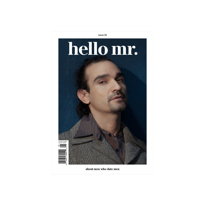 Hello Mr - Issue 08
