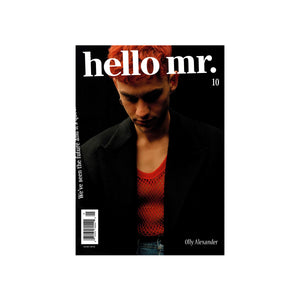 Hello Mr - Issue 10