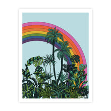 Load image into Gallery viewer, Rainbow Palms