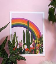 Load image into Gallery viewer, Rainbow Cactus