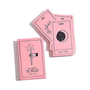 The OK Tarot Deck
