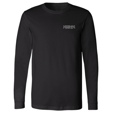 NORTH - Bevel Long Sleeve [Black]