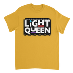 LIGHT QUEEN // Gold Tee