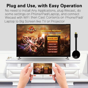 4th Generation HDMI Digital Video Media Streamer Android IOS - Mate Stores AU
