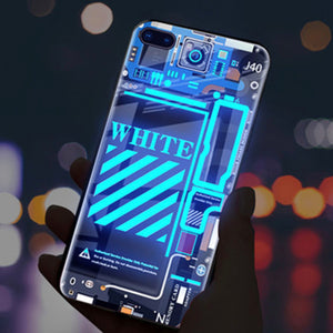 Fashion Phone Case with Magic LED Light - Mate Stores AU