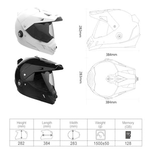 Smart Motorcycle Helmet For Rider - Mate Stores AU