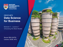 Load image into Gallery viewer, Data Science For Business NTU CS (COMPLETE)  notes  2019 CZ4073