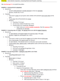 NUS CS notes(self-made) : CS3230 Design & Analysis of Algorithm