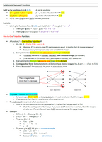 NUS CS notes(self-made) : CS1231 Discrete Structures