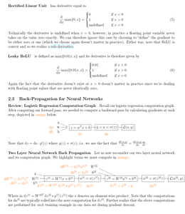 Others CS notes: Deep Learning (Neural network)