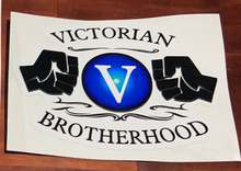 Load image into Gallery viewer, NEW Victorian Brotherhood Sticker