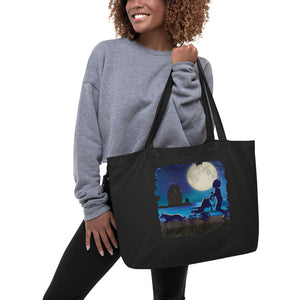 Celeste's Eco Tote Bag, X-Large