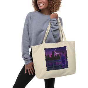 Freida's Eco Tote Bag, X-Large