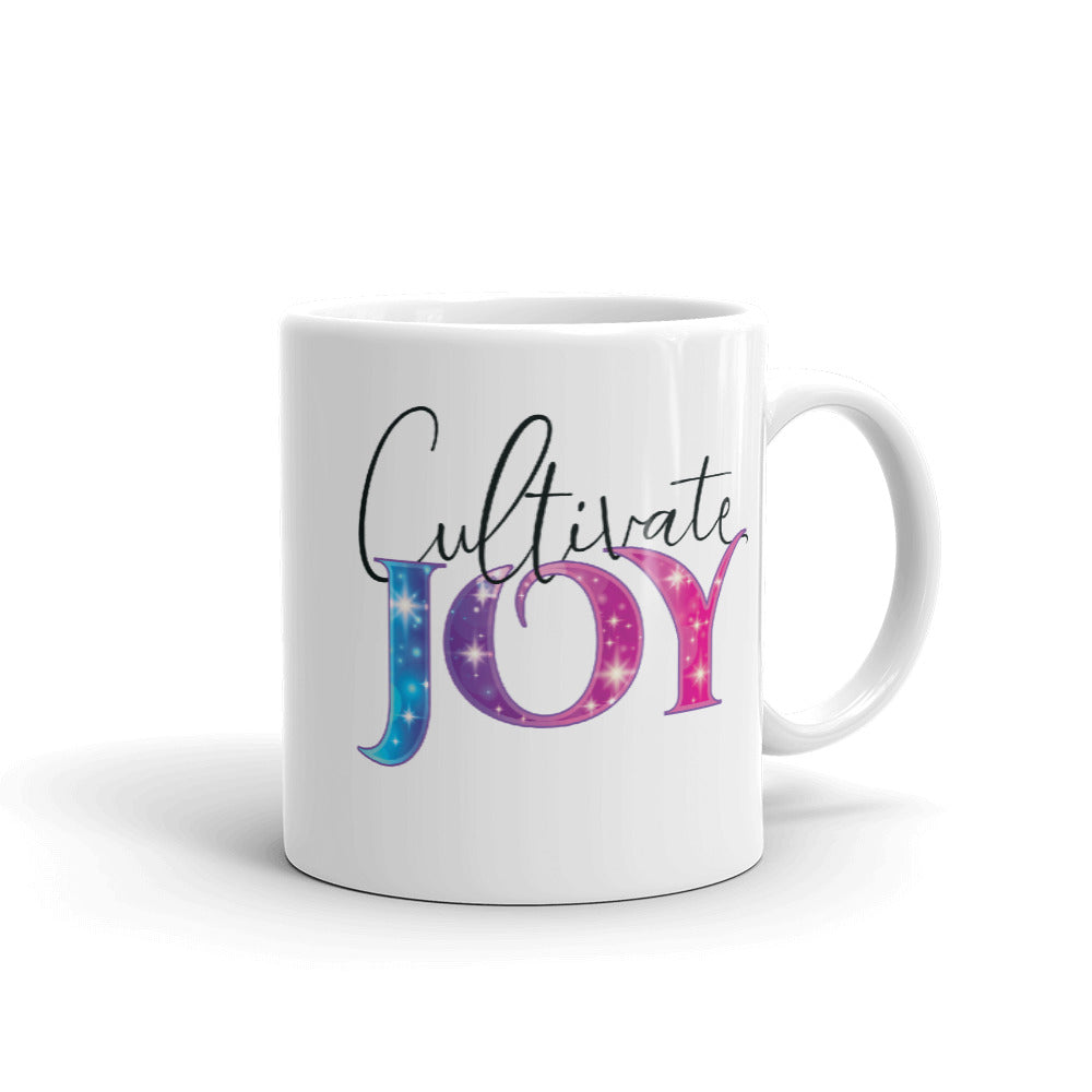 Cultivate Joy Mug, Cools