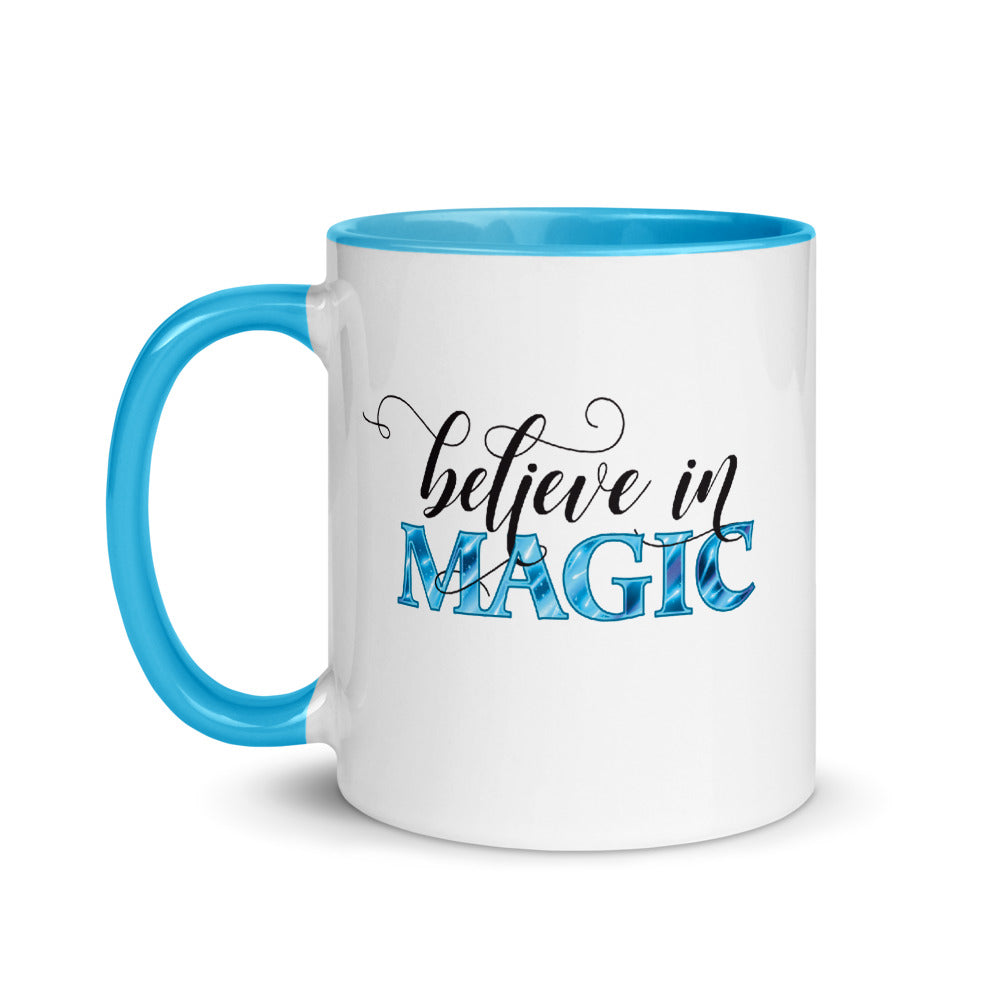 Believe in Magic Color Mug