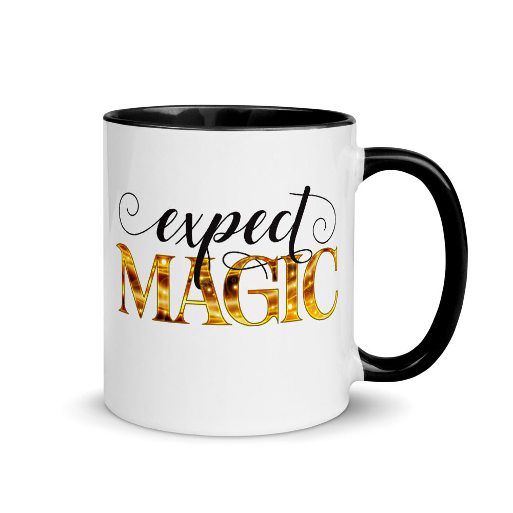 Expect Magic Color Mug