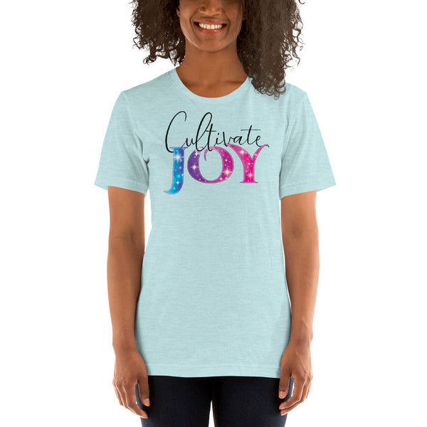 Cultivate Joy ArT-Shirt - Cools, #1