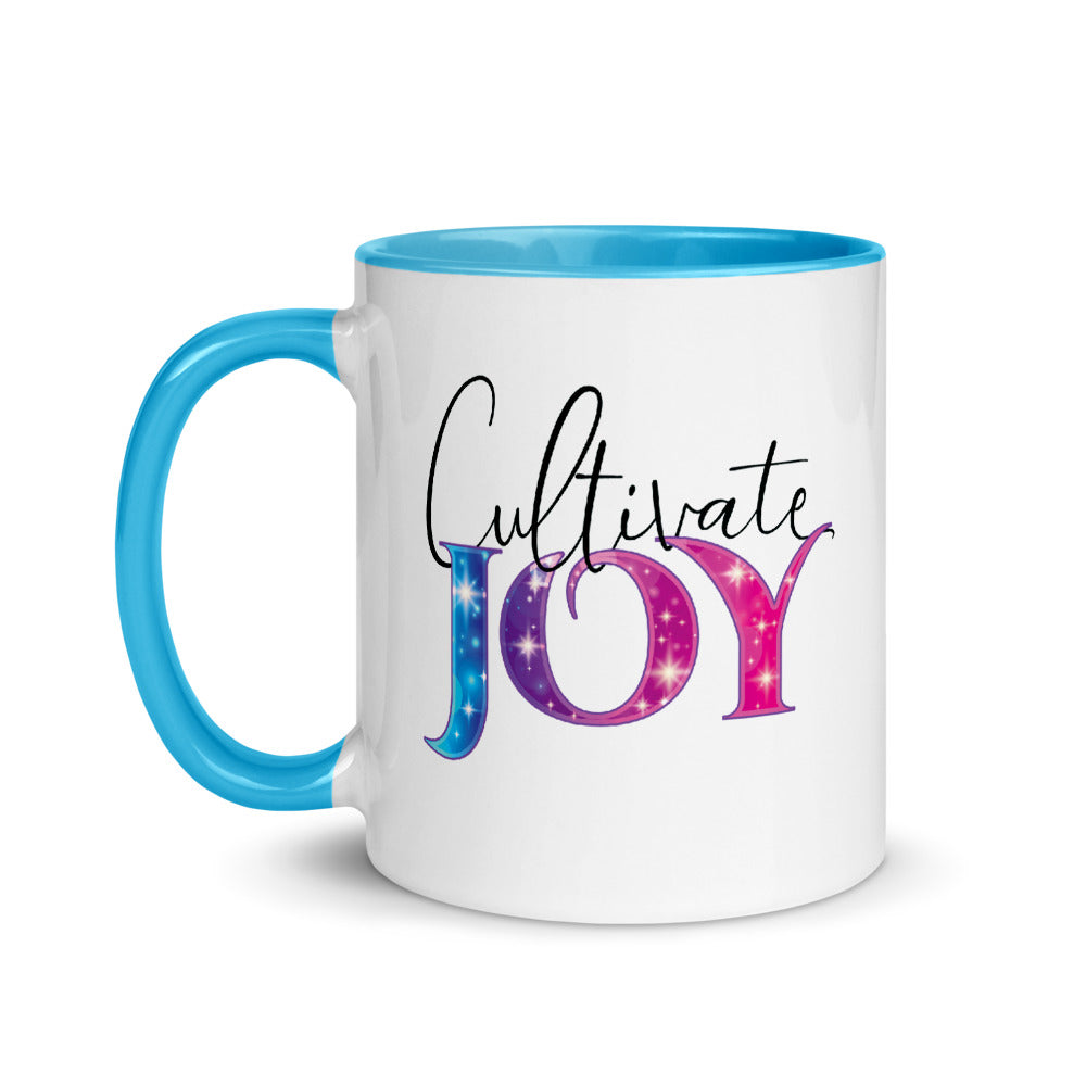 Cultivate Joy Color Mug, Cools