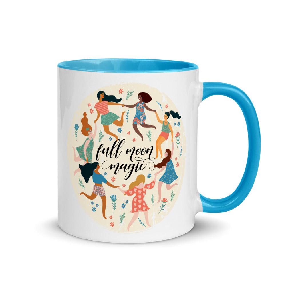 Full Moon Magic Color Mug