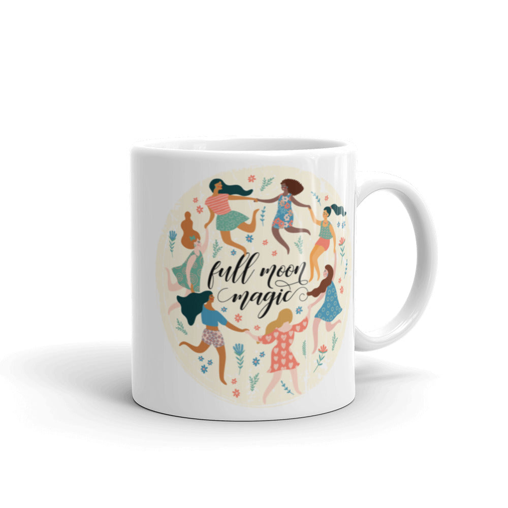 Full Moon Magic Mug