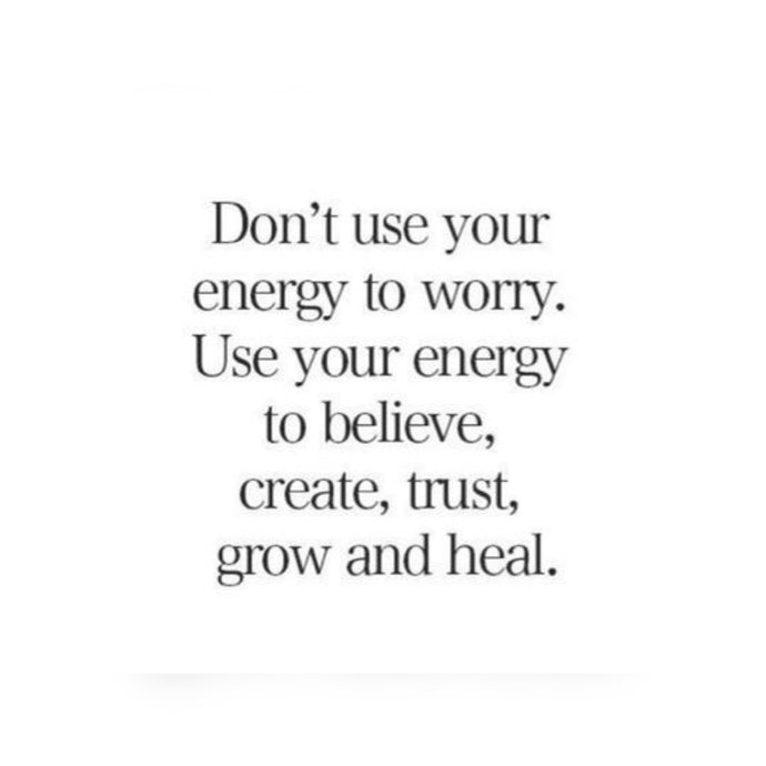 Use Your Energy ⚡️